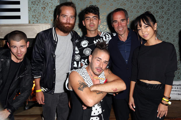 2015 MTV VMAs after-parties