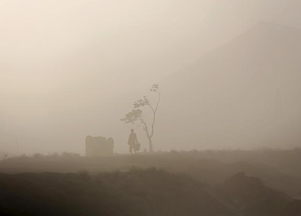 climate change dust storm