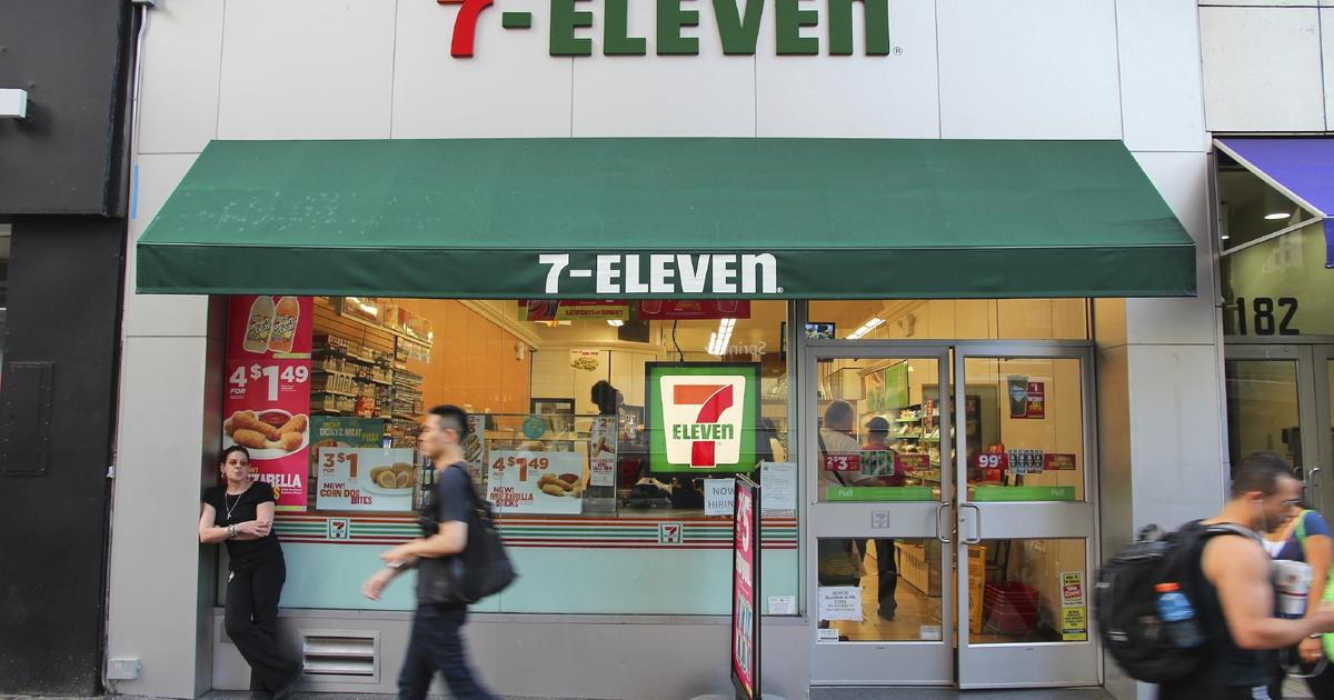 7-Eleven delivery service now reaches to the beach or park