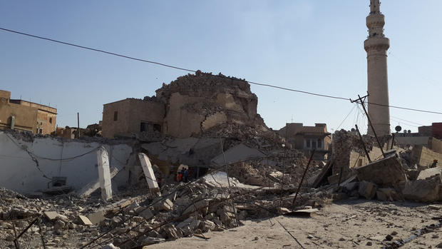 World treasures destroyed by ISIS