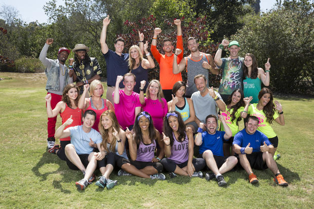 """The Amazing Race"" cast"