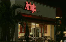 Arby's employee says denying cop service was a joke