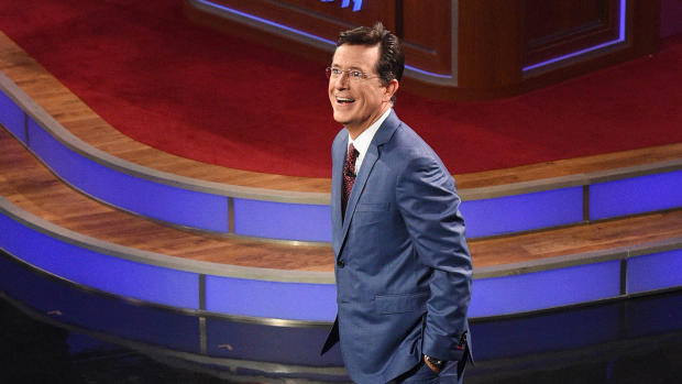 "Stephen Colbert ""Late Show"" premiere"