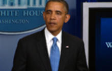 "Obama: ""Trayvon Martin could've been me 35 years ago"""