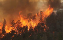 Calif. residents prepare for approaching wildfire