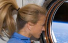 """Astronaut, mom Karen Nyberg: More women at NASA is """"fantastic"""""""