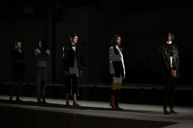 Police brutality as fashion: NYFW's most daring show