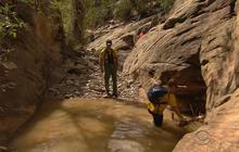 Search continues after major floods in Utah