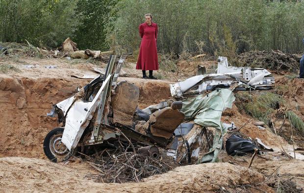 Deadly floods devastate Southwest