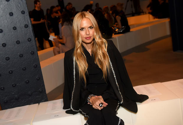 Stars at New York Fashion Week 2015