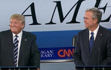 GOP candidates square off during second debate