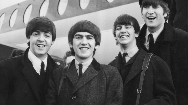 The Beatles' original lyrics
