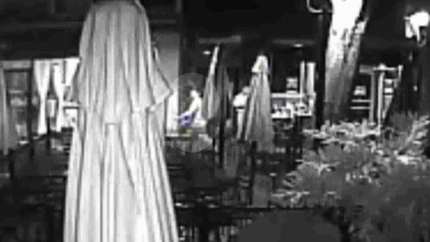 Surveillance tape: Last known sighting of Hannah Graham