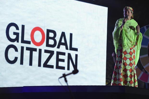 Global Citizen Festival 2015