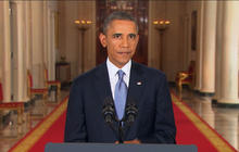Did Obama's speech on Syria work?
