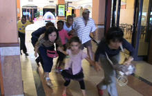 Journalist who raced to Kenyan mall describes chaos of attack