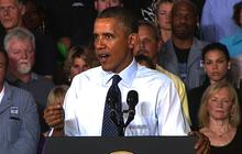 """Obama: Republicans """"would plunge America into default"""""""