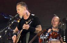 "Web extra: Metallica performs ""The Unforgiven"""