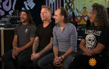 Metallica: Heavy metal rock royalty