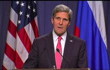 "Kerry: ""No games"" from Syria on chemical weapons agreement"