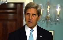 "Kerry: Syria response ""matters in real ways to our own security"""