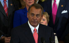 House sets up budget standoff by passing bill that defunds Obamacare