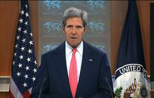 Sec. Kerry says chemical weapons used in Syria