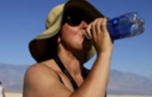 Epic heat wave burning up the west coast