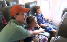 Helping autistic kids face a fear of flying