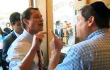 Watch: Anthony Weiner meltdown on campaign trail