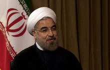 Iranian president talks to Charlie Rose about why he did not meet with Obama