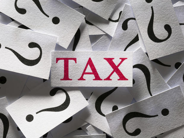 Questions about the Tax
