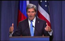"Kerry: Chemical weapons negotiations are ""not a game"""