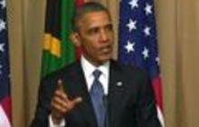 """Obama: Mandela """"one of the greatest people in history"""""""