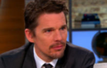 """Ethan Hawke on """"The Purge"""" and """"Before Midnight"""""""