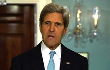 "Kerry: U.S. ""not alone"" in response to Syria chemical attack"