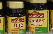 Vitamin B supplements may stave off strokes