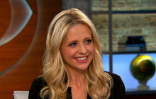 "Sarah Michelle Gellar stars in the new CBS hit ""The Crazy Ones"""