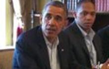 "Obama: Afghan-Taliban talks ""important first step"""