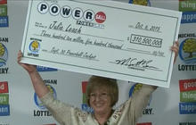 $310M jackpot winner: Take this job and ...
