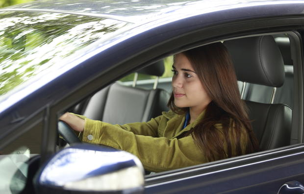 7 of the safest used cars for teen drivers cbs news. Black Bedroom Furniture Sets. Home Design Ideas