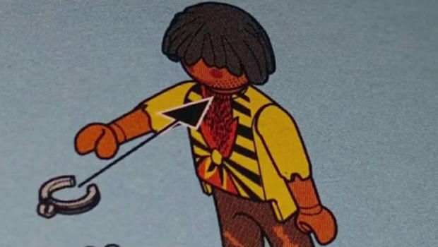 Mom Says Playmobil Play Set Comes With Racist Instructions Cbs News