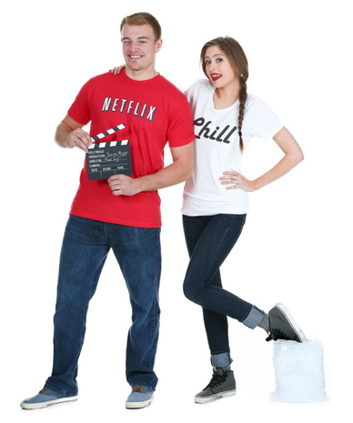 netflix and chill trending halloween costumes of 2015 pictures cbs news