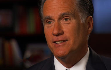 """Mitt Romney: Bank regulations have had a """"chilling effect"""""""