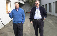 Bill Gates and Paul Allen, Unplugged