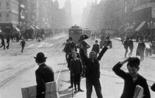San Francisco on film: Days before the 1906 Quake