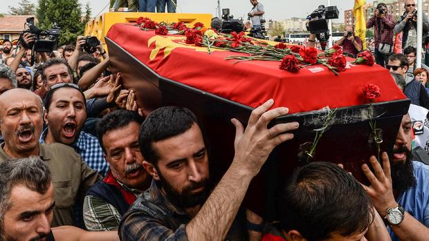 Deadly blasts in Turkey