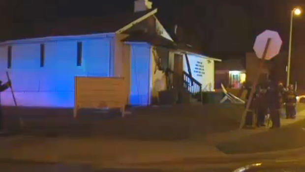 Five predominately black churches burn in St. Louis, arson suspected ...