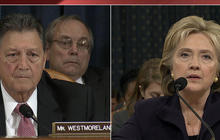 Hillary Clinton testifies on the upswing of militant activity in Libya
