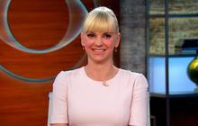"Anna Faris on new CBS comedy ""Mom"""